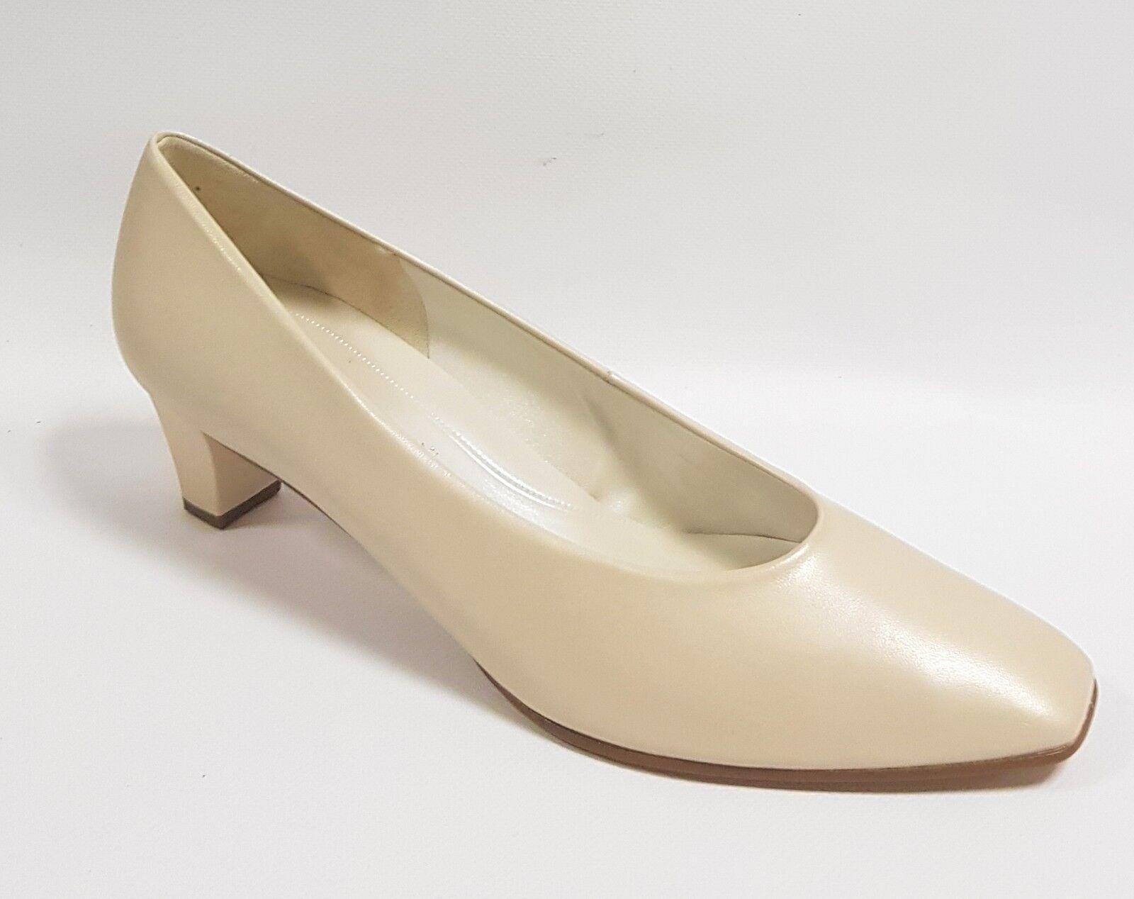 Gabor Scarpe Donna 25.180.64 Pumps Slipper mezza NUOVO scarpa Donna shoes CHAMPAGNE NUOVO mezza b0eddf