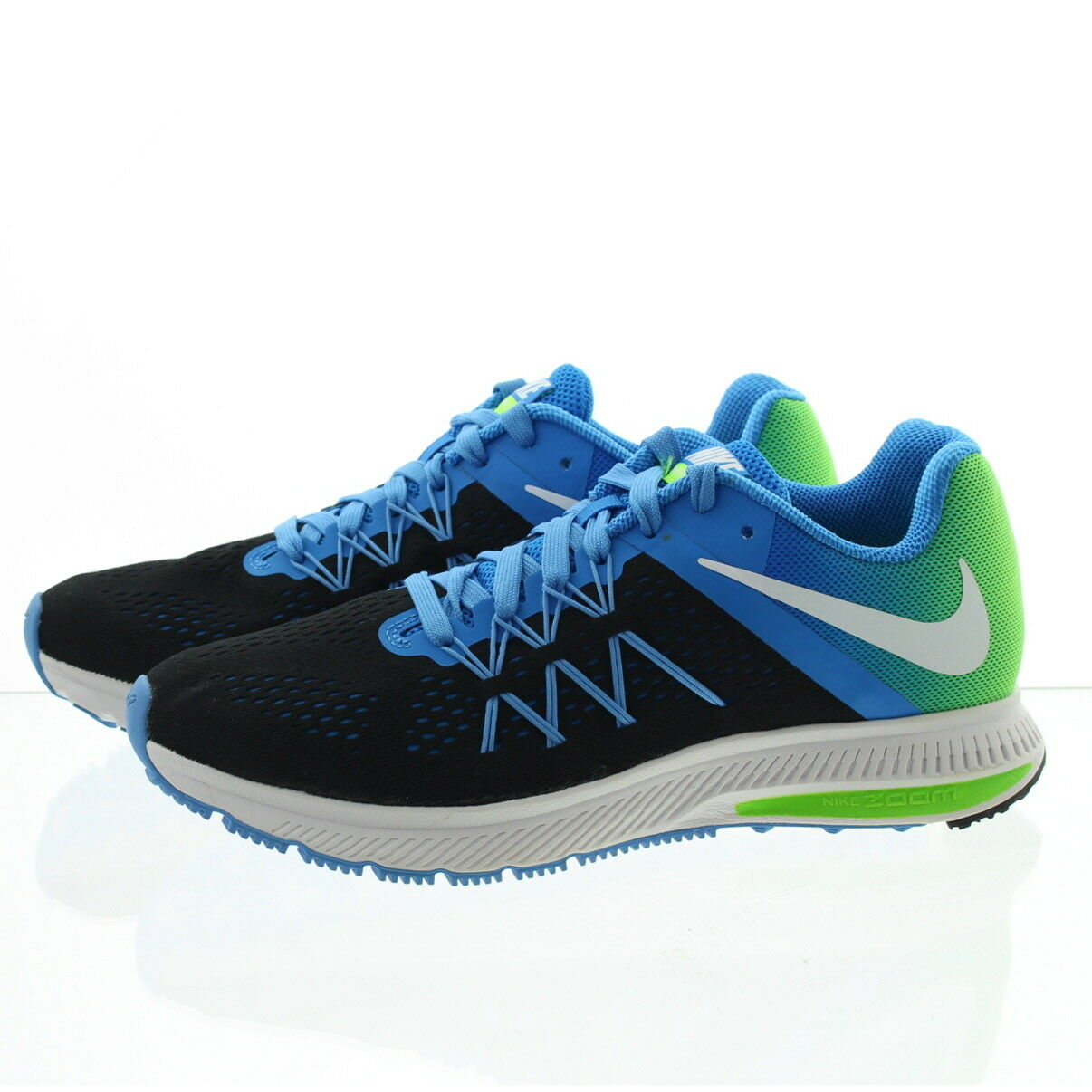 Nike 831563 Mens Winflo 3 Low Top Running Training Athletic shoes Sneakers