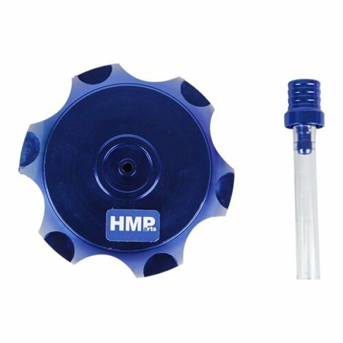 HMParts Dirt Bike Pit BIKE Moto Cross ALU Tankdeckel Tankverschluss Blau