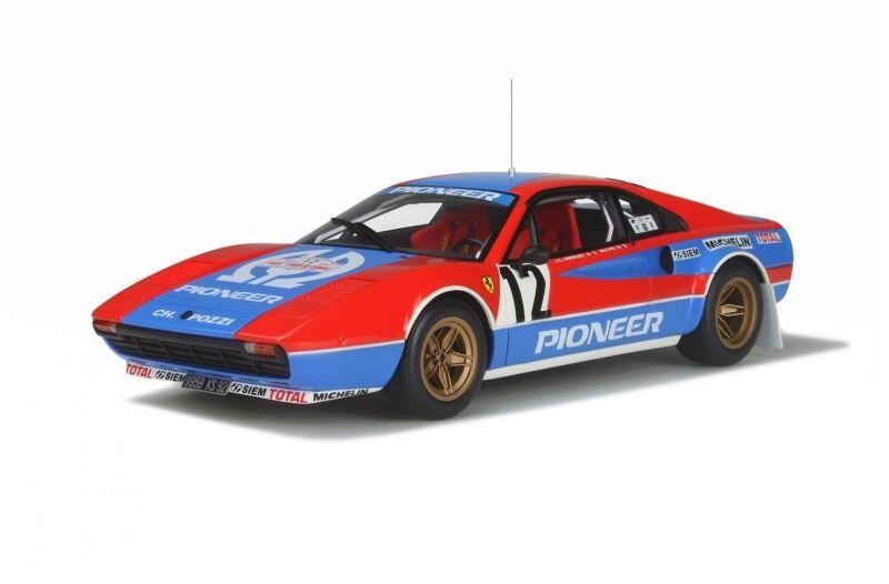 Ferrari 308 GTB Gr.4  12 Andruet-Biche  Tour de Corse 1982 (Otto 1 18  OT657)
