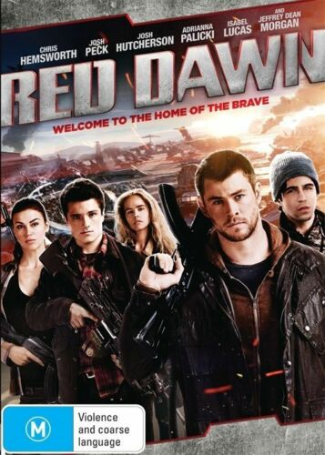 1 of 1 - Red Dawn (DVD, 2013)
