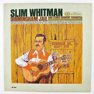 SLIM-WHITMAN-Birmingham-Jail-amp-Other-Country-Favorites-LP-NM-NM