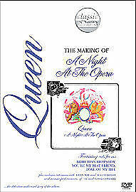 1 of 1 - Queen - The Making Of A Night At The Opera (DVD, 2006)