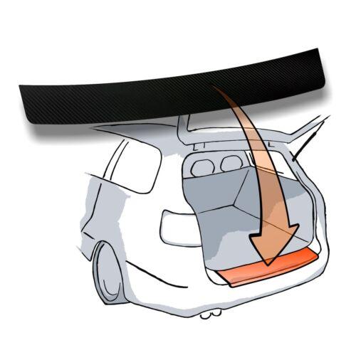 F31 Lackschutzfolie Ladekantenschutz Folie passend für BMW 3er Touring Kombi