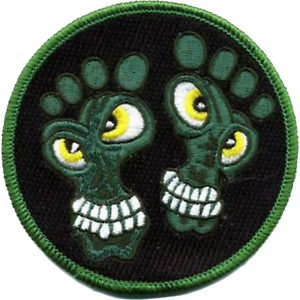 USAF-SPECIAL-OPERATIONS-JOLLY-GREEN-FEET-Pararescue-Military-Hook-amp-Loop-Patch