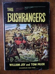 The-Bushrangers-William-Joy-amp-Tom-Prior-1963-1st-edition