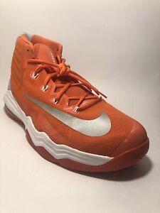 Nike Air Max Audacity 2016 Orange Basketball Shoes Size 17.5