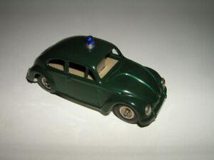 Cko Kellermann 403 Vw Beetle Police Jouets en tôle