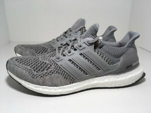 192e4c1c232 Adidas Ultra Boost 1.0 Wool Grey Running Shoes S77510 Men s Size 9.5 ...