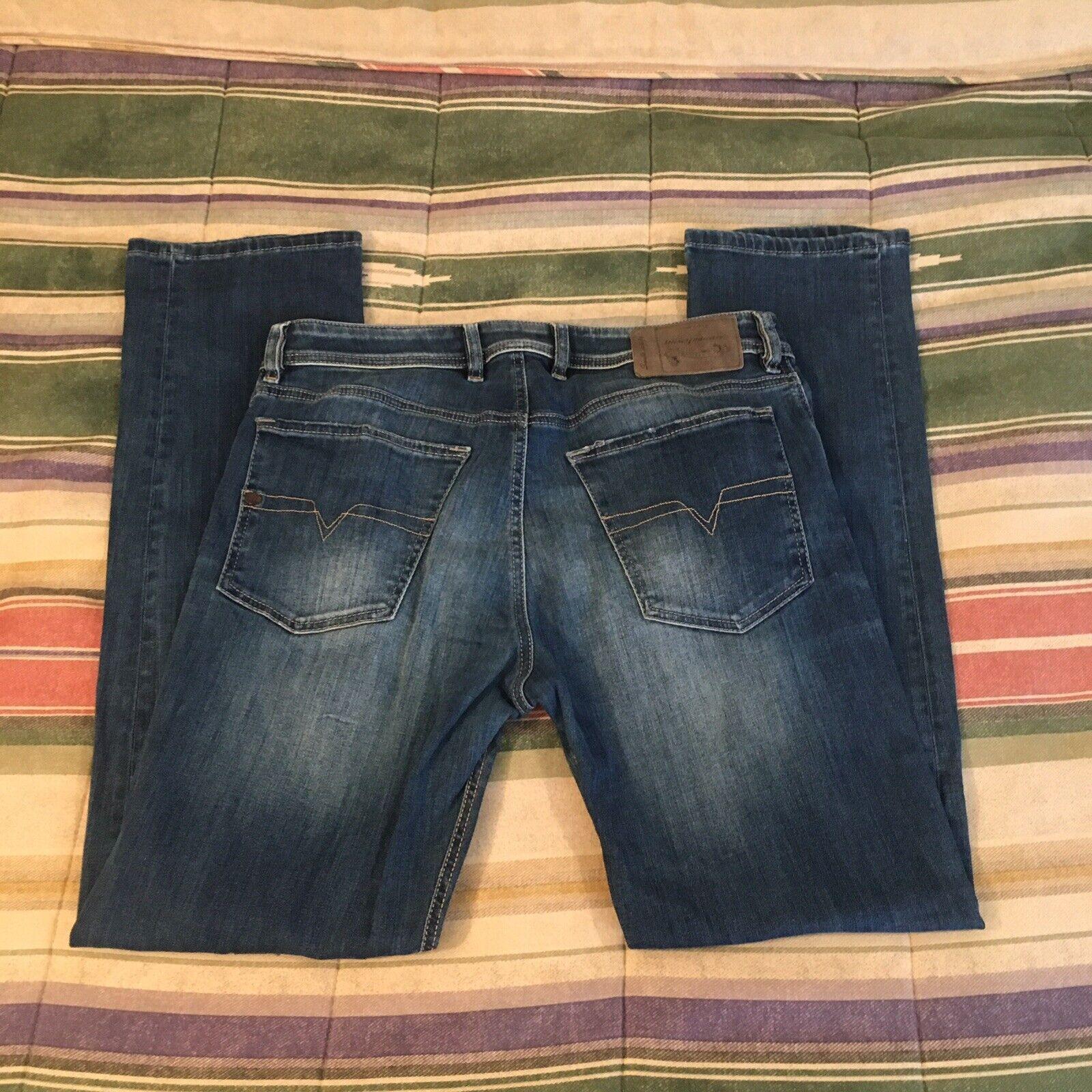 DIESEL waykee Denim Jeans 33x31