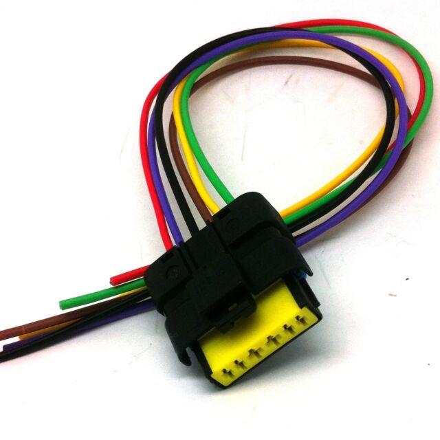 ford peugeot citroen maf c air mass sensor connector wiring harness rh ebay co uk