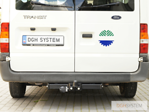 Ford Transit VAN 2000-2013 fixed towbar electric kit
