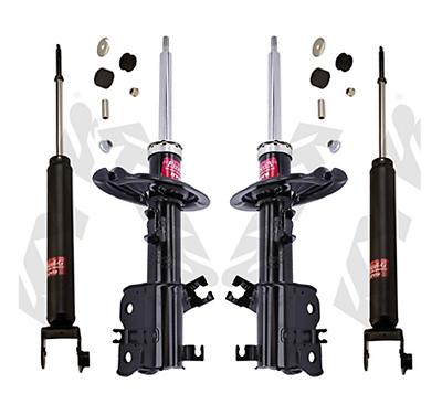 Strutstore Shocks Absorber Front Rear Bare Struts fit for Hyundai Elantra 2007-2010 338022 338023 349085 Set of 4