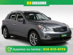 2015 Infiniti QX50 AWD BLUETOOTH CAMERA RECUL 360 NAVIGATION CUIR TOI