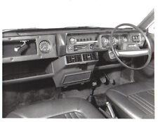 Austin 18-22 Wedge Police Spec interior original b&w Press Photo 9386/2