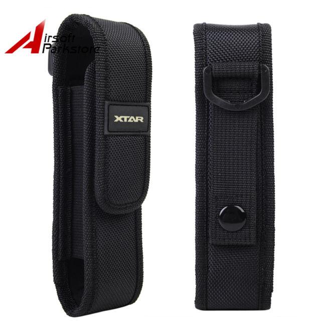 Fenix AB02 Belt Clip Flashlight Holster Pouch for E10 E11 E20 E21 E25 E35 E50