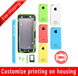 Original-iPhone-5c-Back-Housing-Replacement-Battery-Case-Cover-Rear-Frame