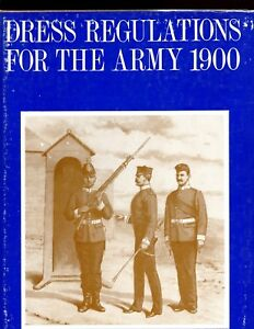 Details about DRESS REGULATIONS FOR THE OFFICERS OF THE ARMY 1900 (British)  HBdj VG