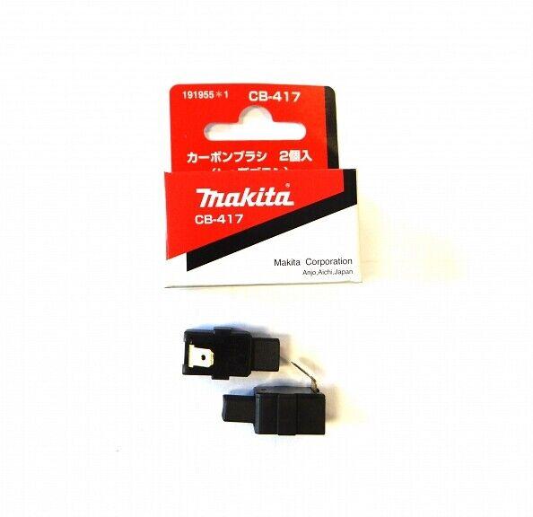 Original Makita 191955-1 Kohlebürsten CB-417 Kohlebürste für HR2400