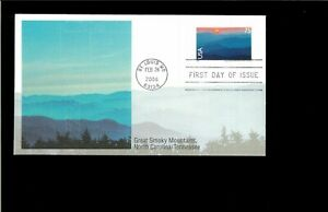 2006-FDC-Great-Smoky-Mountains-St-Louis-MO