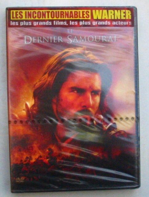 DVD LE DERNIER SAMOURAI - TOM CRUISE / TIMOTHY SPALL - NEUF