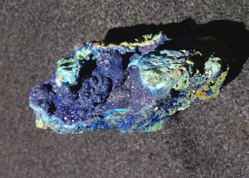 Azurite Large Glimmering Specimen 154 grams 5.4 Oz Tongsha Mine China