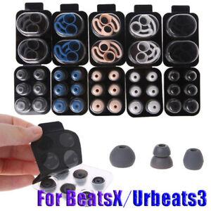 Antislip-Ear-Hook-Silicone-Eartips-Earflap-Earbuds-For-BeatsX-Urbeats-3