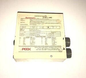 Sarasota 215B//MS Traffic Loop Detector