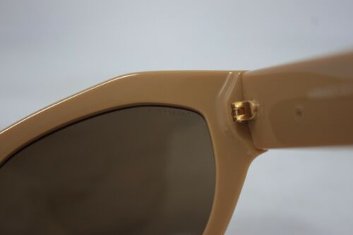 461b338a3dd 5 of 9 Versace Mod. 4253 5074 73 Ivory Gold Cats Authentic Boxed Designer  Sunglasses