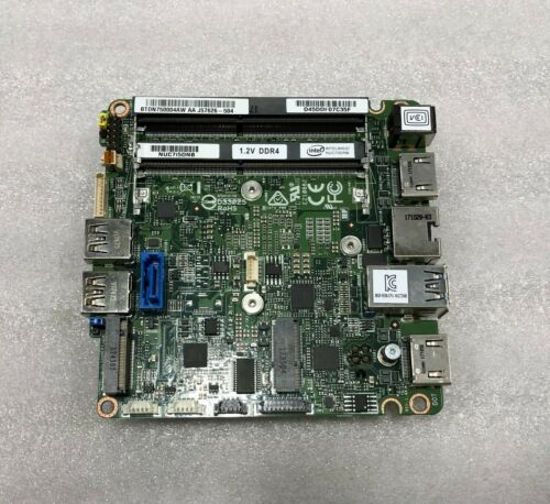 Intel BLKNUC7i5DNB Dawson Canyon Core i5-7300U Processor REFURBISHED Board Only