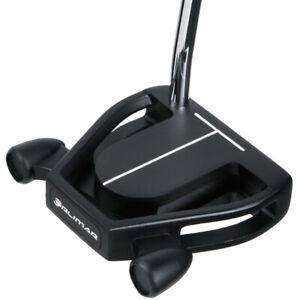 Orlimar-Golf-Black-Red-F80-Mallet-Style-Putter-NEW