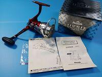 Pinnacle Lucille Mtf35 Spinning Fishing Reel 4 Bearing System