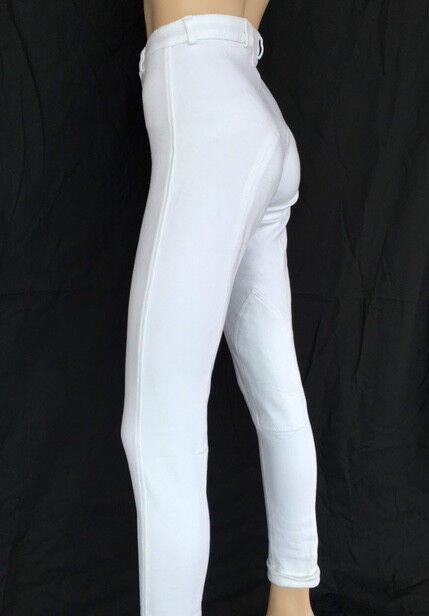 New Ladies White Jodhpurs, Womens White Jodphurs, Jods. Sizes 8-20