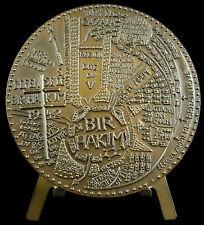 Médaille Défense bataille Bir Hakim Hakeim Général Pierre Koenig De Jaeger Medal