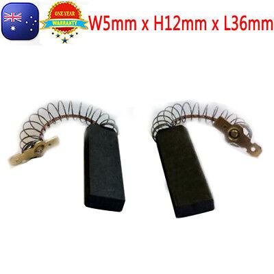 Motor Carbon Brushes For BOSCH WAE22466A WAE20261AU WAE20262AU WAE22260AU AU
