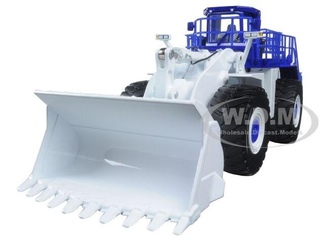 artículos de promoción Komatsu wa900-3 wa900-3 wa900-3 Wheel Loader blancoo Demo 1 50 Diecast Modelo por First Gear 59-3338  exclusivo