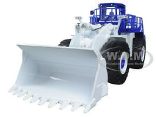 KOMATSU WA900-3 WHEEL LOADER WHITE DEMO 1/50 DIECAST MODEL BY FIRST GEAR 59-3338