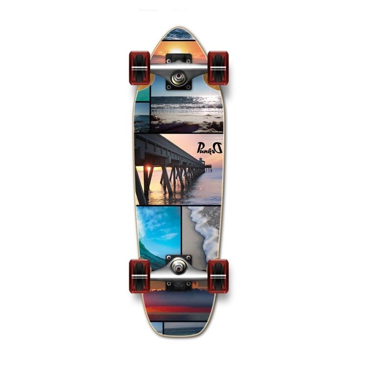 Yocaher Mini Cruiser Seaside Complete