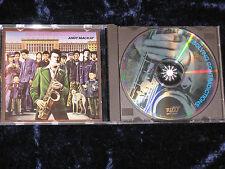 Andy Mackay CD Resolving Contradictions 1999 Rifff Rec.RIFF CD001      EX/EX