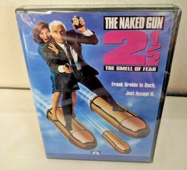 Amazon.com: Naked Gun 2 & 1/2 : The Smell Of Fear (1991