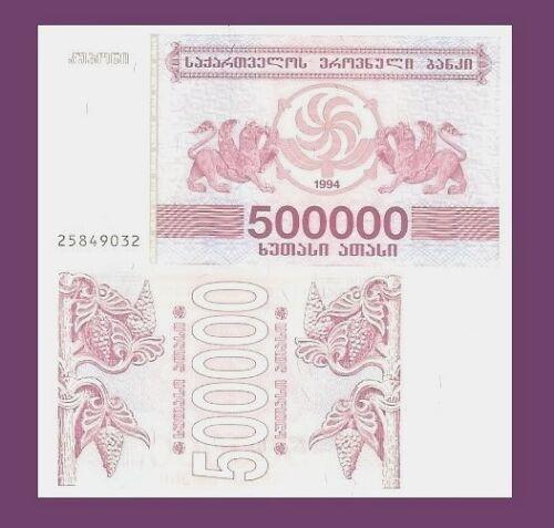 $8 CV  UV image Griffins 500,000 Larus UNC grapes,winged lions Georgia P51