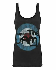 Amplified-The-Jam-Logo-Women-039-s-Vest