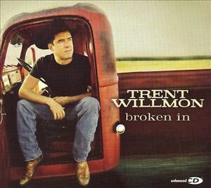FREE US SHIP. on ANY 3+ CDs! NEW CD Willmon, Trent: Broken in CD