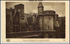 CLUNY-Burgund-France-CPA-1910-20-Frankreich-alte-AK-Postkarte