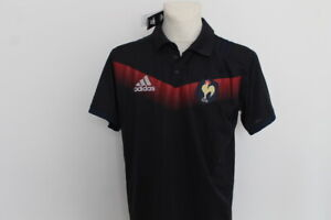 Polo équipe de FRANCE Rugby Neuf Taille S-