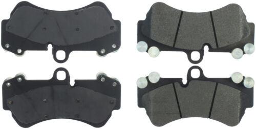 Disc Brake Pad Set Front Centric 104.10070