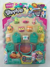Shopkins 12-Pack SEASON 3 Hidden Special Edition Mocca Roon Sweet Pea Stapler