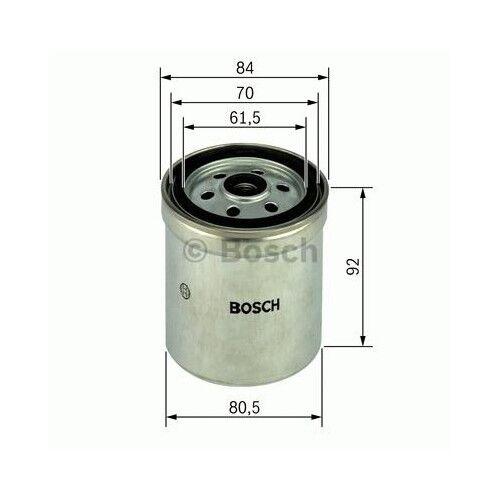 Bosch Kraftstofffilter Mercedes Benz