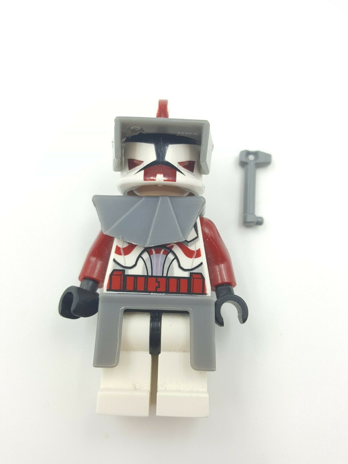 Lego Minifigure Stern Wars Mini Figure Spielzeug SW202 Commander Fox 7681 917