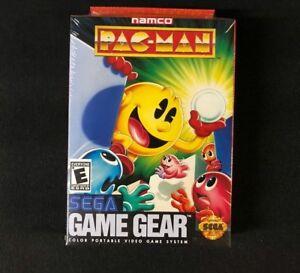 Namco-Pac-Man-Sega-Game-Gear-Brand-New-Factory-Sealed